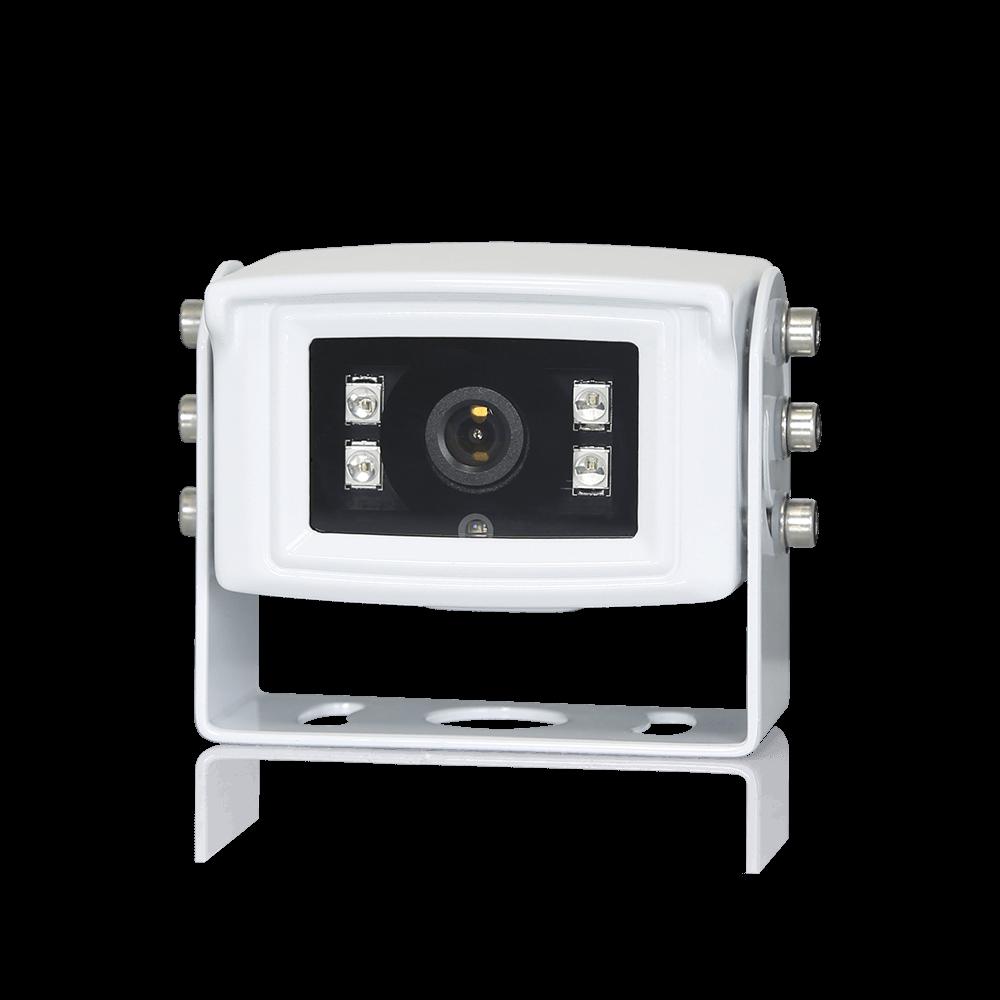 White Bracket Camera